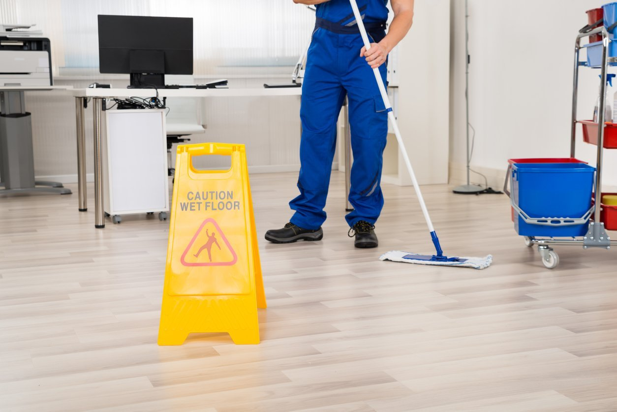 Benefiting from Outsourced Janitorial Services